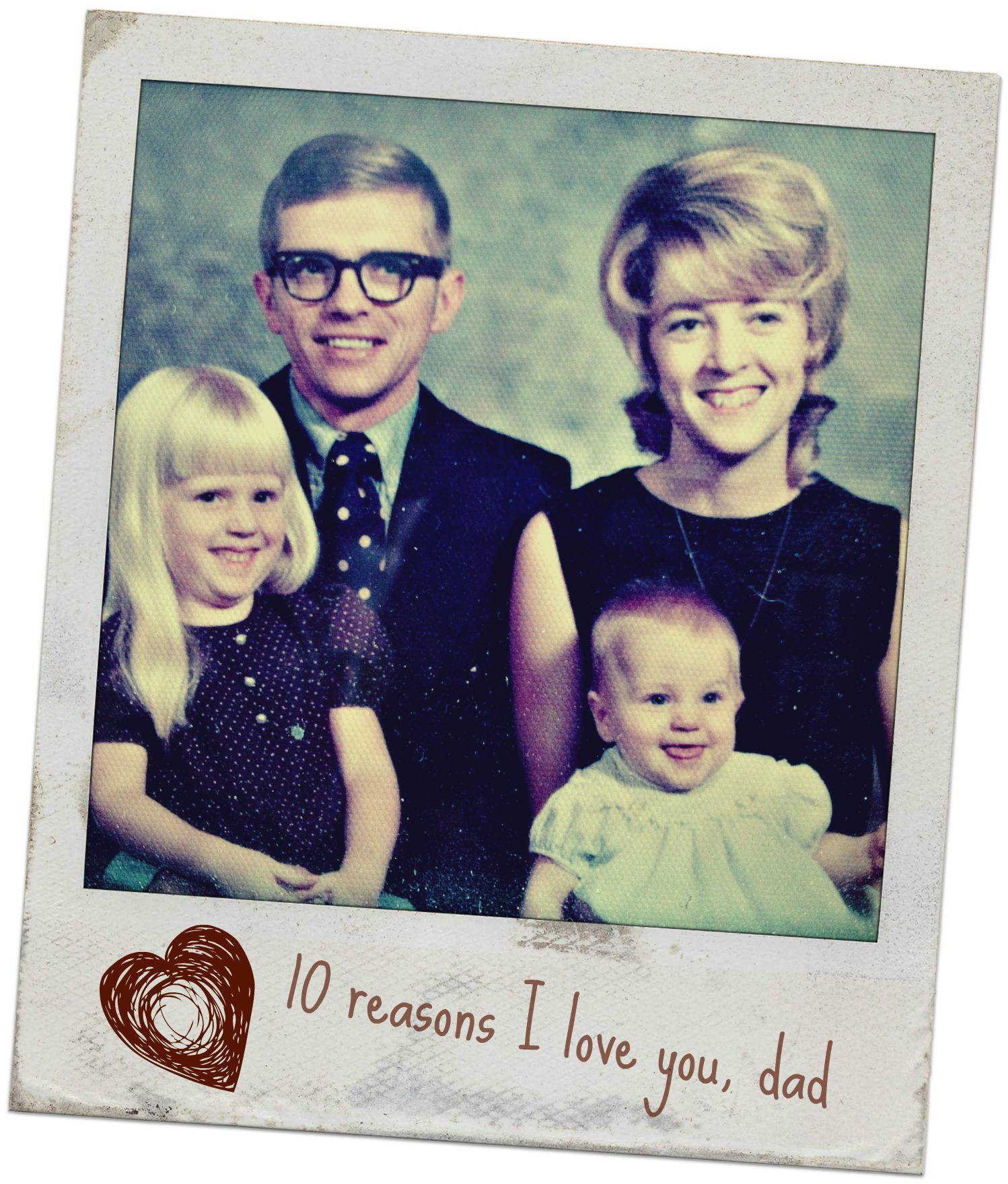 10 Reasons I Love You, Dad