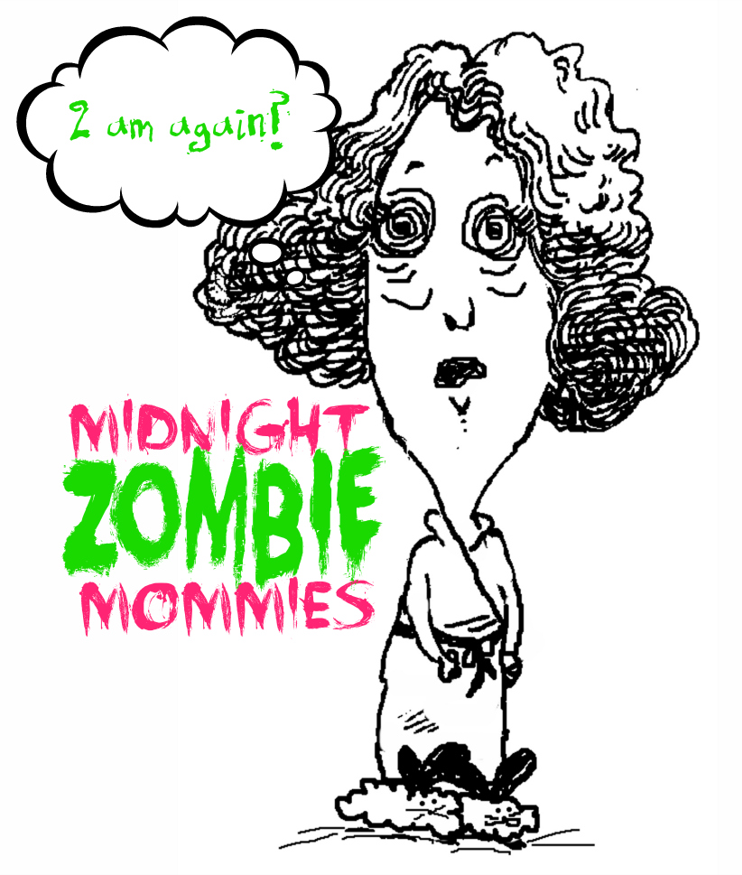 midnight mommy zombie