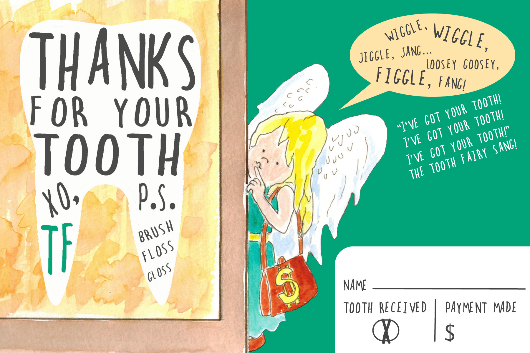 how to find your tooth fairy