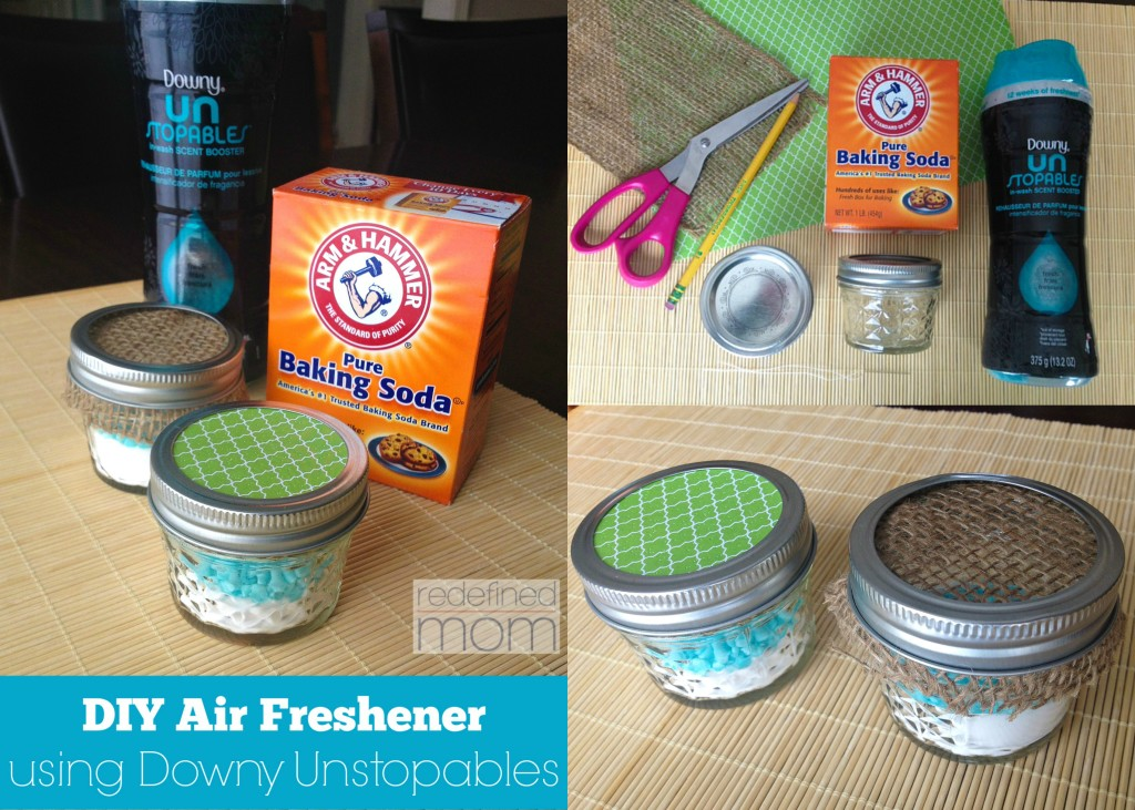 Diy air freshener using downy unstopables for What is the best air freshener for your home