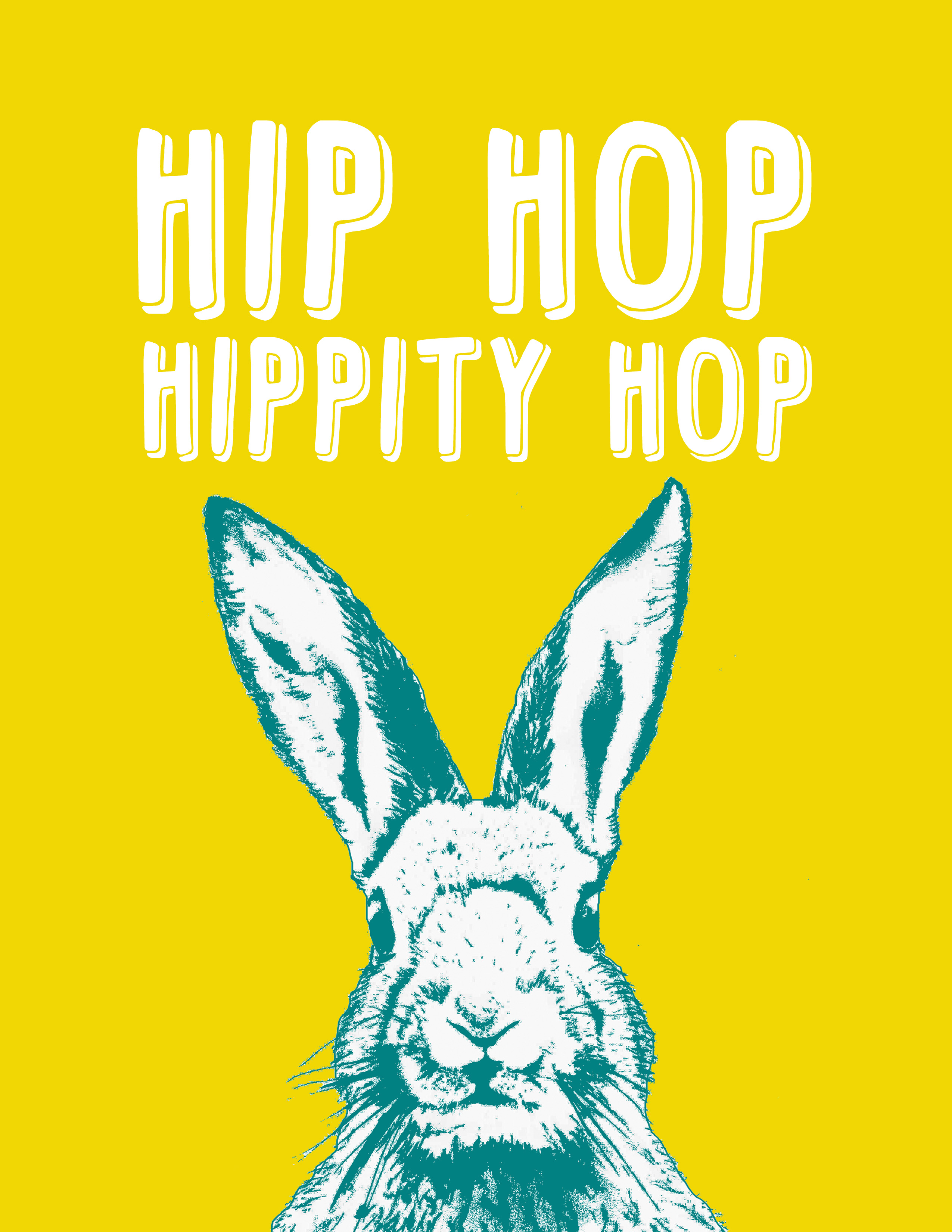 Hip Hop Easter Bunny Pictures 84